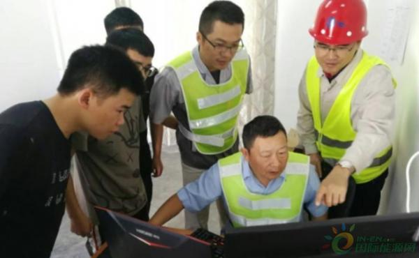 北斗卫星导航系统服务于老挝南公1水电