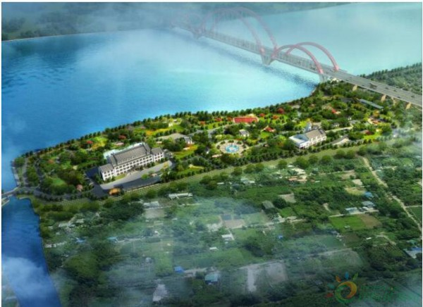 广州番禺区首座全地埋式净水厂动工建设