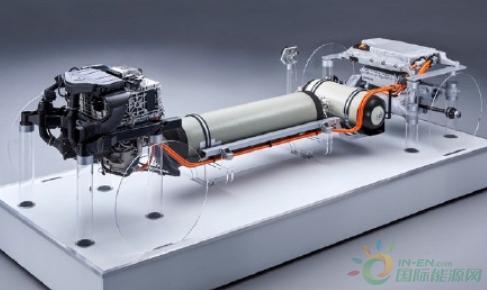宝马氢燃料汽车动力系统曝光:3分钟充