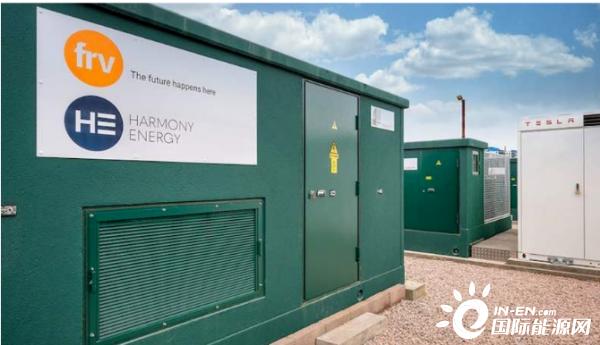 英国首个Megapack储能项目正式投运