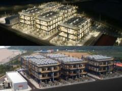 全球最大工业氢燃料电池发电站竣工