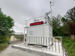 湖北打造大气自动监测站