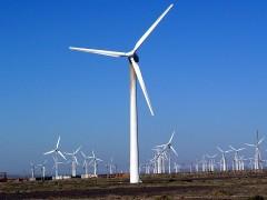 风力发电取得优异成绩