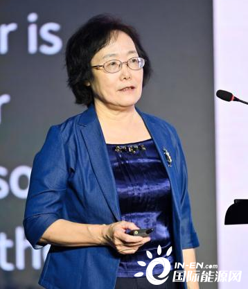 许艳华:未来三年新能源汽车充电量会井