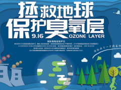 臭氧层保护作为生态环境保护重要任务