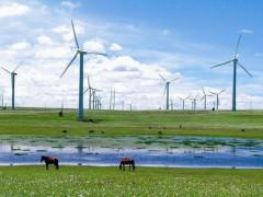 风能在可再生资源中占比越来越高