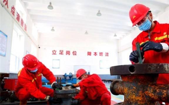 大庆油田2020年国内外原油产量双超