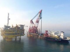 渤海油田岸电项目取得新的突破和进展