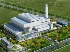 年发量2亿度!贵州咸宁垃圾焚烧发电项